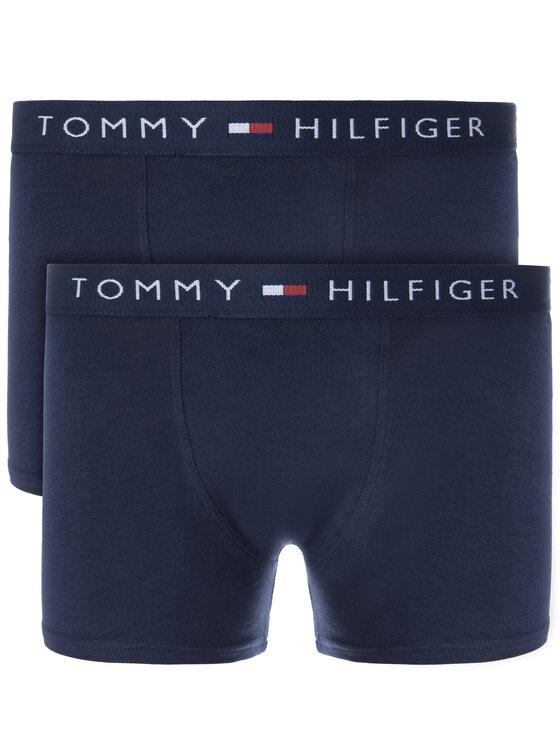 Tommy Hilfiger Tommy Hilfiger Lot de 2 boxers UB0UB90005 Bleu marine