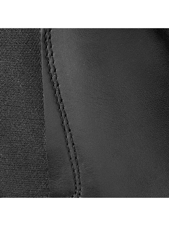 Geox Geox Μποτάκια με λάστιχο D Lover A D540CA 00043 C9999 Μαύρο