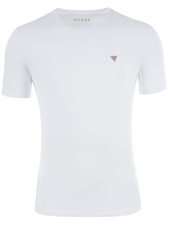 Guess Guess T-shirt M91I43 K79R0 Bianco Regular Fit