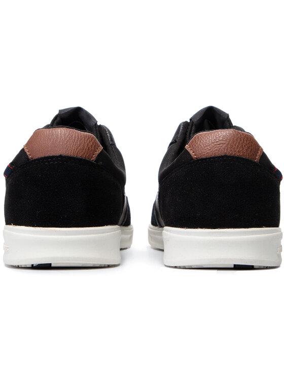 Jack&Jones Jack&Jones Sneakersy Jfwnewington Combo 12156017 Czarny