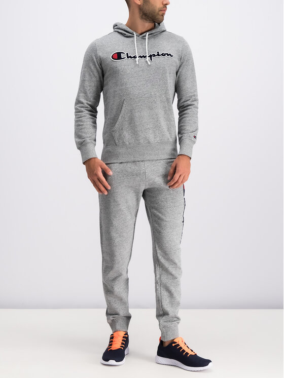 Champion Champion Džemperis 212940 Pilka Comfort Fit