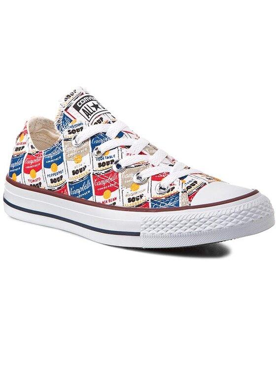 Converse Converse Sneakers aus Stoff Ct Ox 147053C Bunt