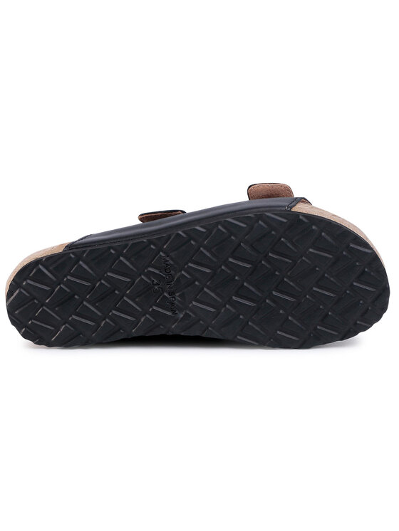 Manebi Manebi Espadryle Nordic Sandals K 5.0 R0 Czarny