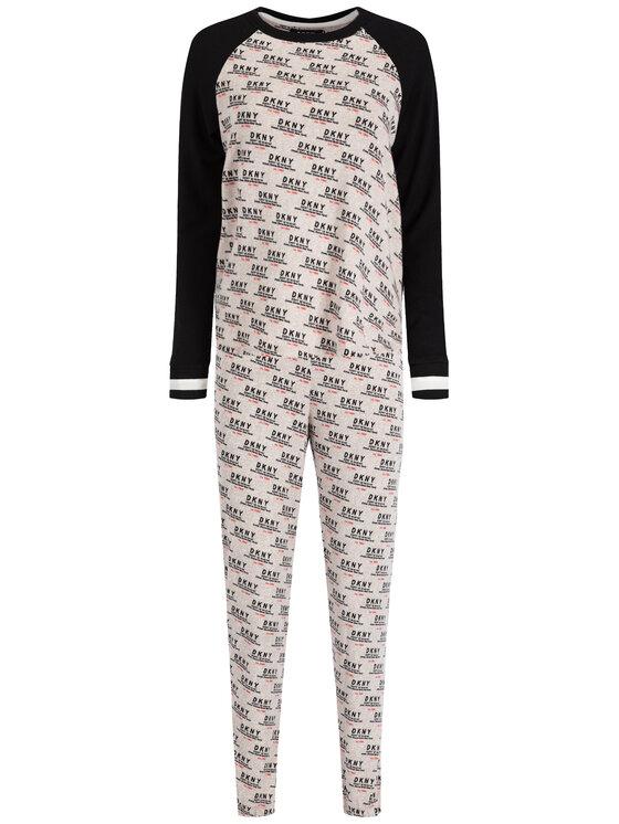 DKNY DKNY Pijama YI2919417F Bleumarin
