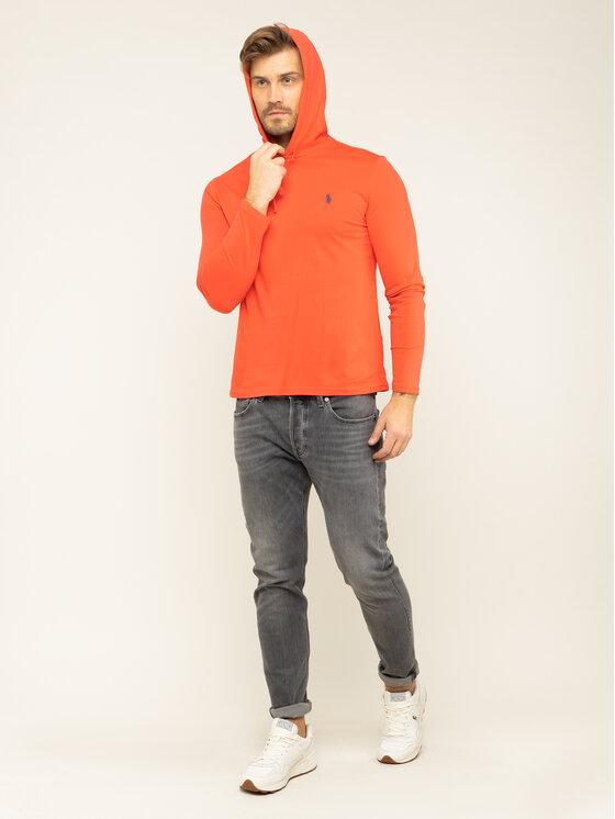 Polo Ralph Lauren Polo Ralph Lauren Sweatshirt Classics 710721660029 Orange Regular Fit