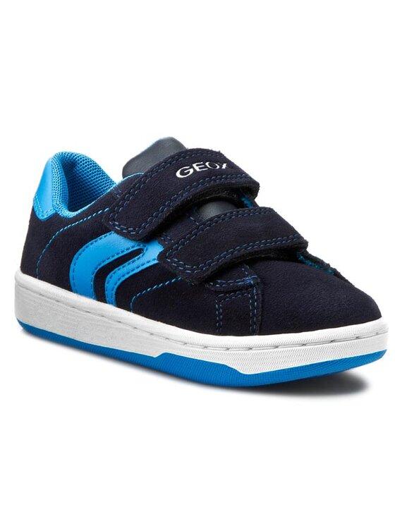 Geox Geox Κλειστά παπούτσια J Maltin B. A J42G3A 022BC C4231 Σκούρο μπλε
