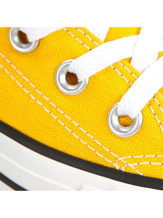 Converse Converse Sneakers aus Stoff CT Ox 144812F Gelb