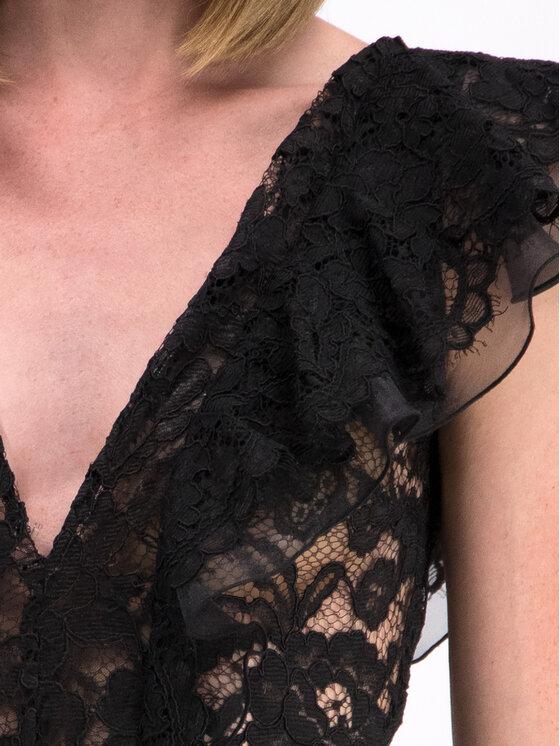 Elisabetta Franchi Elisabetta Franchi Ολόσωμη φόρμα TU-170-92E2-V339 Μαύρο Slim Fit
