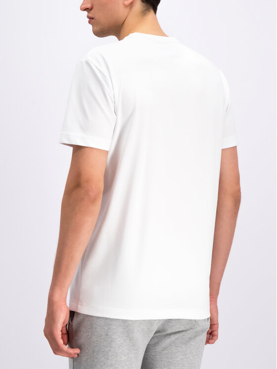 Lacoste Lacoste T-Shirt TH3377 Λευκό Regular Fit