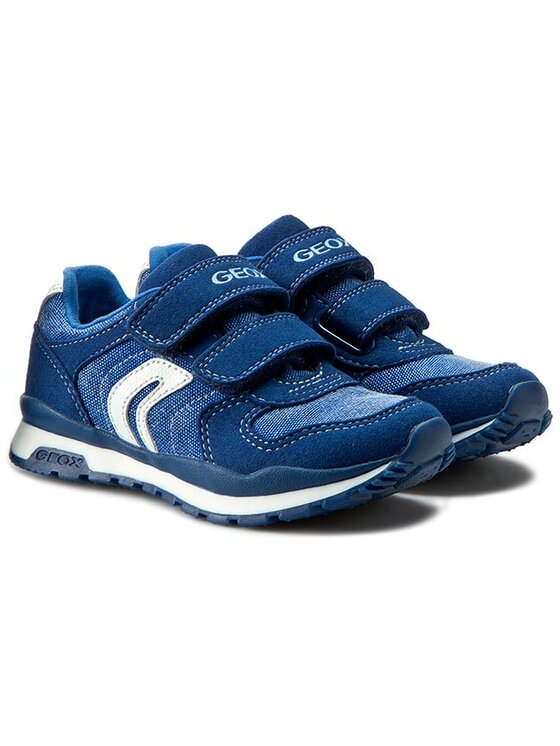 Geox Geox Félcipő J Pavel C J6215C 010AF C4011 Kék