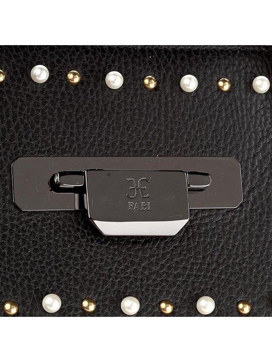 Fabi Fabi Handtasche CFD0262 Schwarz