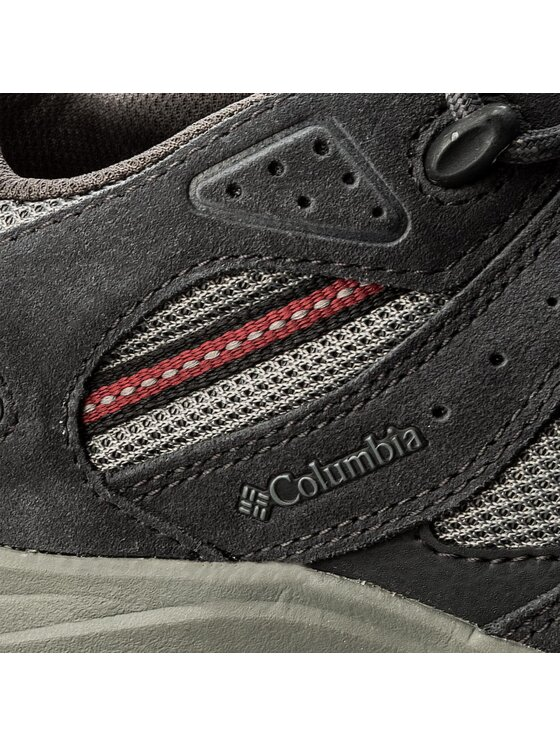 Columbia Columbia Turistiniai batai Canyon Point Waterproof YM5416 Pilka
