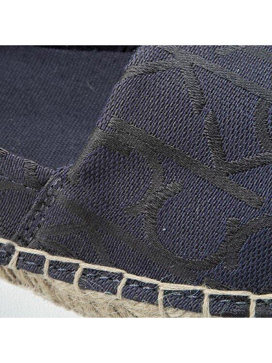 Calvin Klein Jeans Calvin Klein Jeans Espadrilles Genna RE9610 Sötétkék