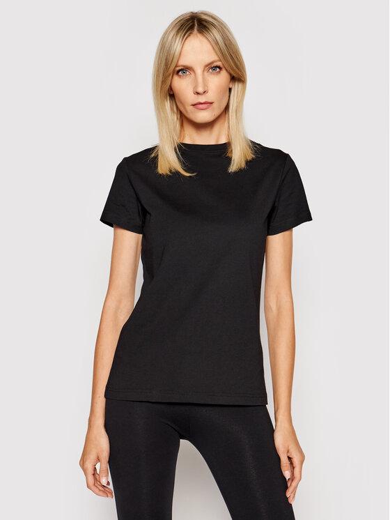 Joma Marškinėliai Desert 901326.100 Juoda Regular Fit