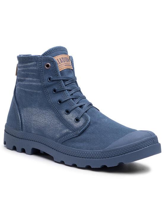 Palladium Žygio batai Hi Denim U 76230-451-M Tamsiai mėlyna