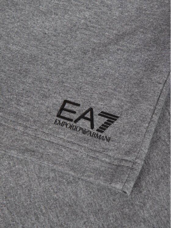EA7 Emporio Armani EA7 Emporio Armani Short de sport 3GPS51 PJ05Z 3925 Gris Regular Fit