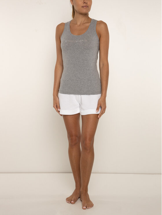 Emporio Armani Underwear Emporio Armani Underwear Felső 163319 9P263 00748 Szürke Slim Fit