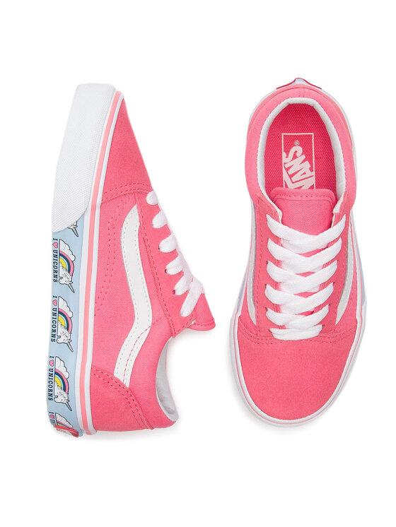 Vans Vans Sneakers aus Stoff Old Skool VN0A38HBVE01 Rosa