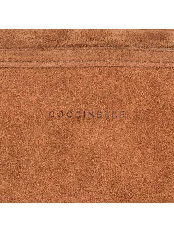 Coccinelle Coccinelle Torebka ES6 Alpha Suede E1 ES6 15 02 01 Brązowy
