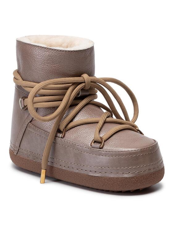 Inuikii Inuikii Cipő Boot 70101-82 Bézs