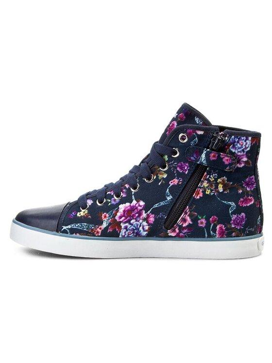 Geox Geox Sneakers aus Stoff J Ciak G. C J5204C 000AN C4002