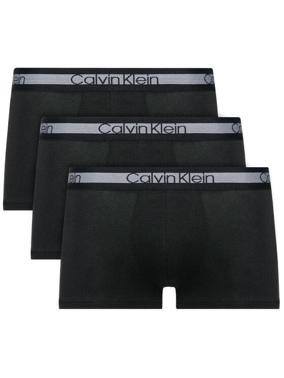 Calvin Klein Underwear Calvin Klein Underwear 3er-Set Boxershorts 000NB1799A Schwarz Regular Fit