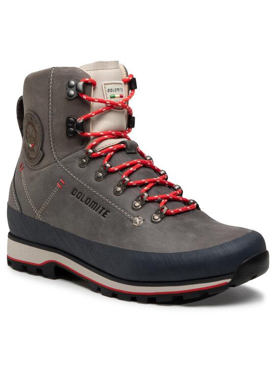 Dolomite Turistiniai batai 60 Dhaulagiri 278540-1076012 Sidabrinė