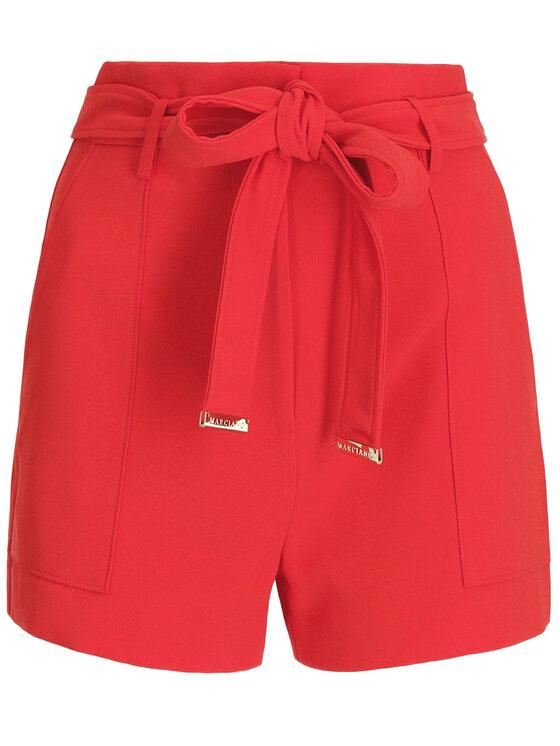 Marciano Guess Marciano Guess Bavlnené šortky 92G193 8177Z Červená Regular Fit