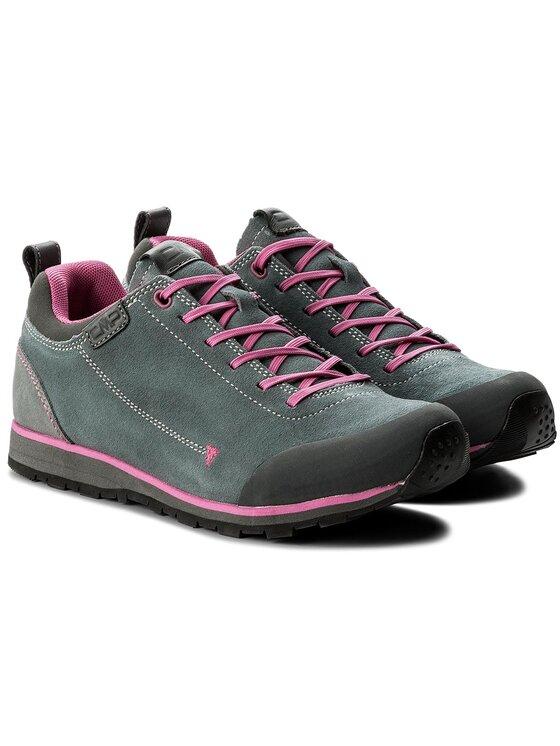 CMP CMP Trekkingi Kids Electra Low Hiking Shoes 38Q9844J Szary