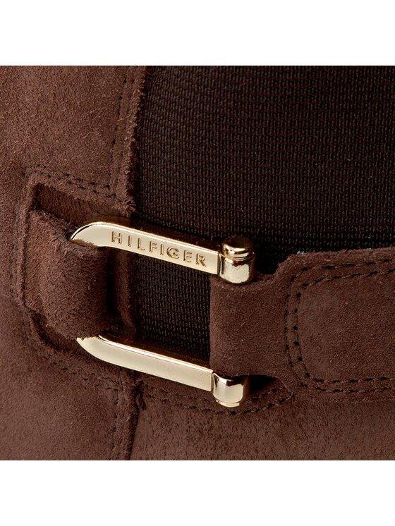 TOMMY HILFIGER TOMMY HILFIGER Tronchetti New Parson 1B FW56821545 Marrone