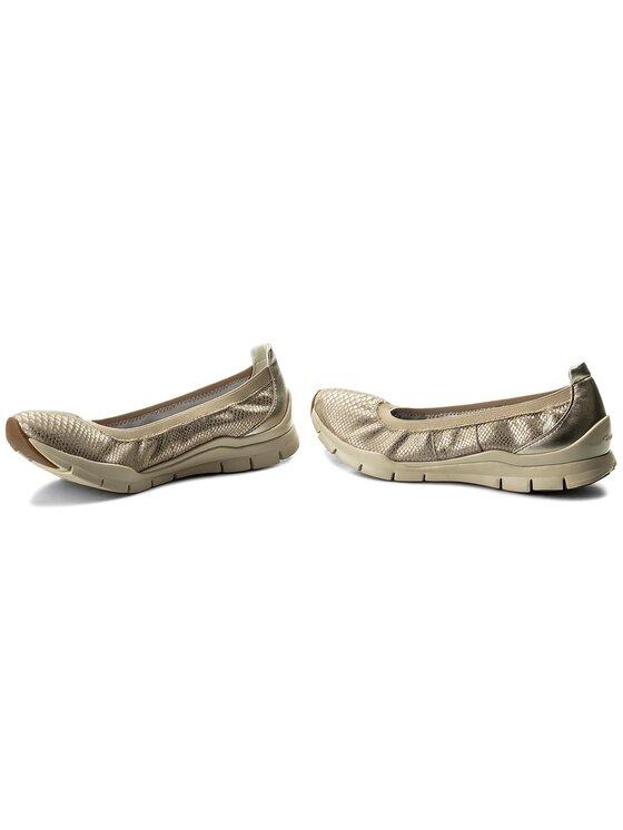 Geox Geox Обувки D Sukie C D62F2C 000KI C2021 Златист