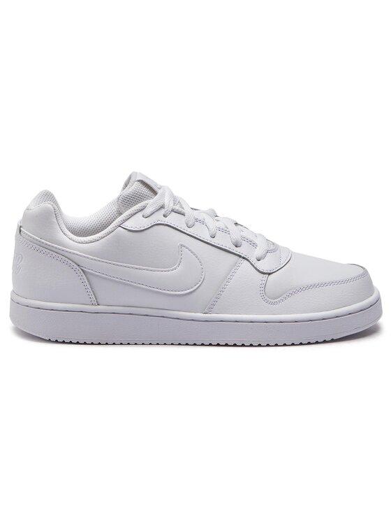 Nike Nike Topánky Ebernon Low AQ1775 100 Biela