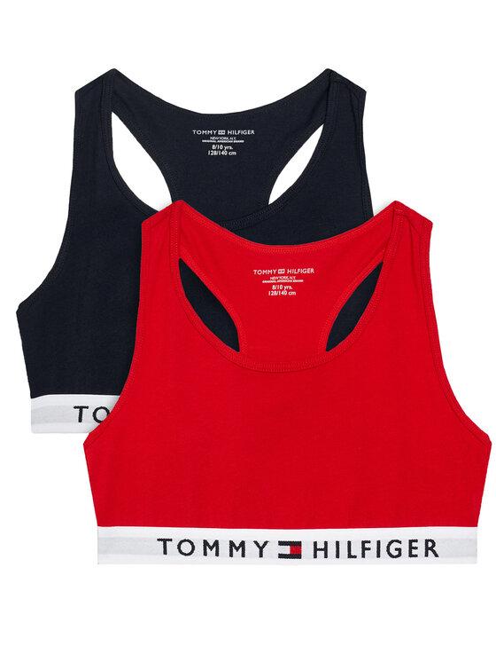 Tommy Hilfiger Tommy Hilfiger Komplet 2 biustonoszy UG0UG00381 Kolorowy