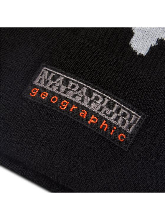 Napapijri Napapijri Czapka Fan NP0A4EQI Czarny