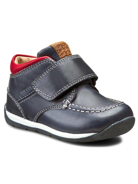 Geox Auliniai batai B Each B. B B640BB 000CL C4002 Tamsiai mėlyna
