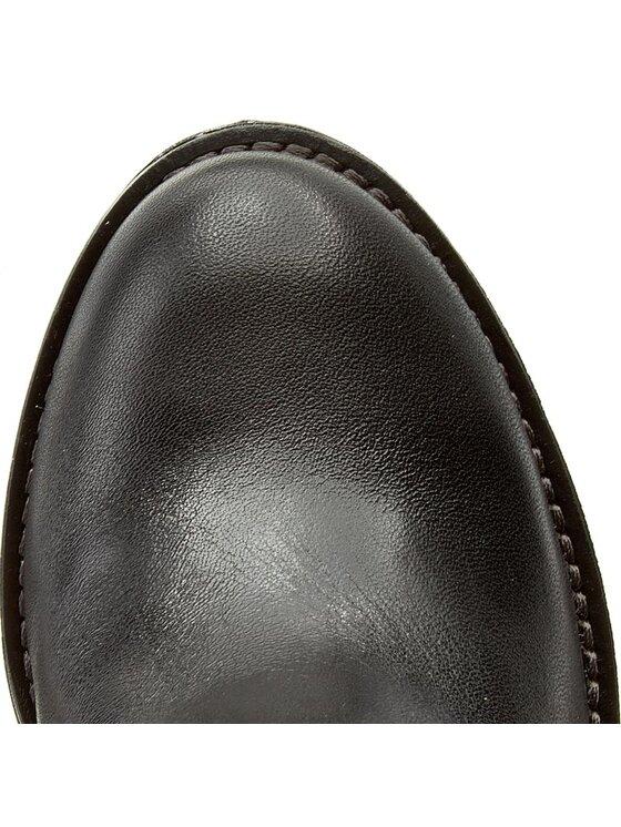 TOMMY HILFIGER TOMMY HILFIGER Členková obuv Isabella 9A FW56821526 Čierna