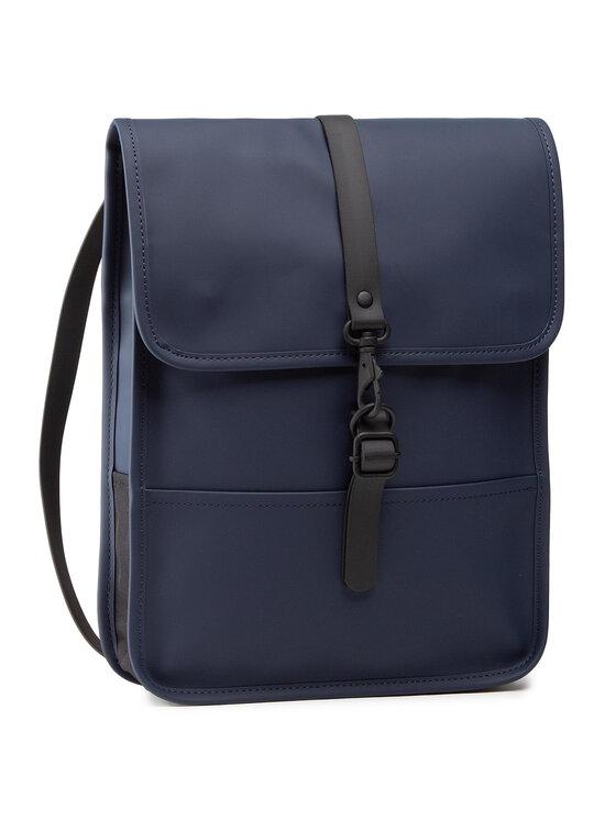 Rains Kuprinė Backpack Micro 1366 Tamsiai mėlyna