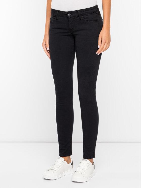 Pepe Jeans Pepe Jeans Skinny Fit džínsy PL210804U910 Čierna Skinny Fit