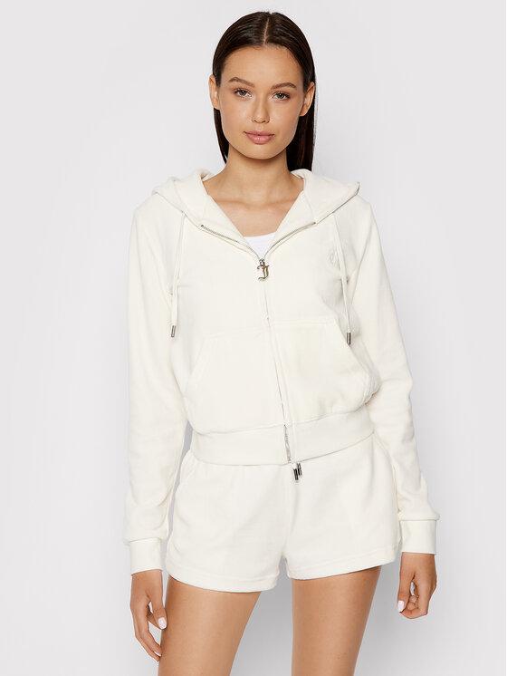 Juicy Couture Džemperis Robertson JCCA221001 Smėlio Slim Fit