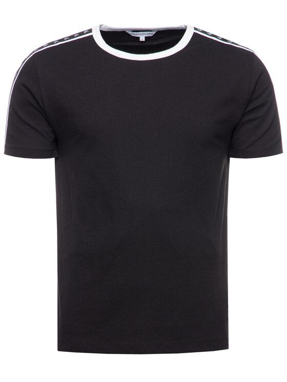 Calvin Klein Jeans Calvin Klein Jeans T-shirt Monogram J30J313252 Nero Regular Fit