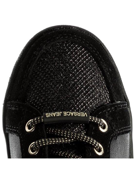 Versace Jeans Versace Jeans Sneakersy E0VRBSC1 Czarny