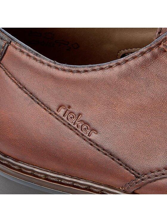Rieker Rieker Обувки B3501-25 Кафяв