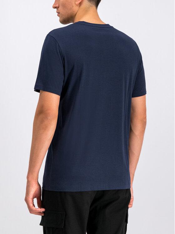 Hugo Hugo T-shirt 50414186 Bleu marine Regular Fit