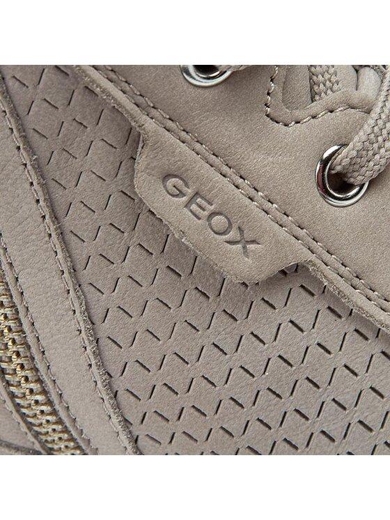 Geox Geox Sportcipő D Illusion A D6254A 000LT C1010 Szürke
