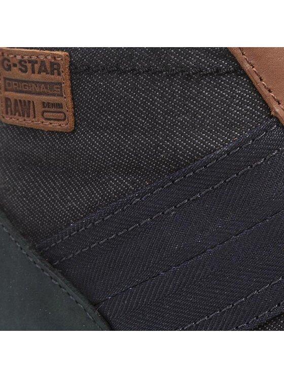 G-Star Raw G-Star Raw Kotníková obuv GS55630/4AA Tmavomodrá
