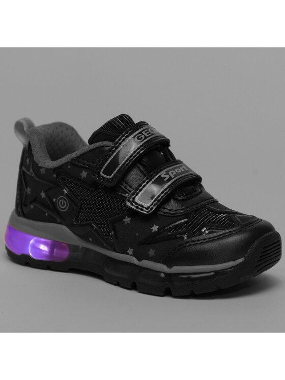 Geox Geox Sneakersy J Android G. B J9445B 0DHAJ C4269 M Granatowy