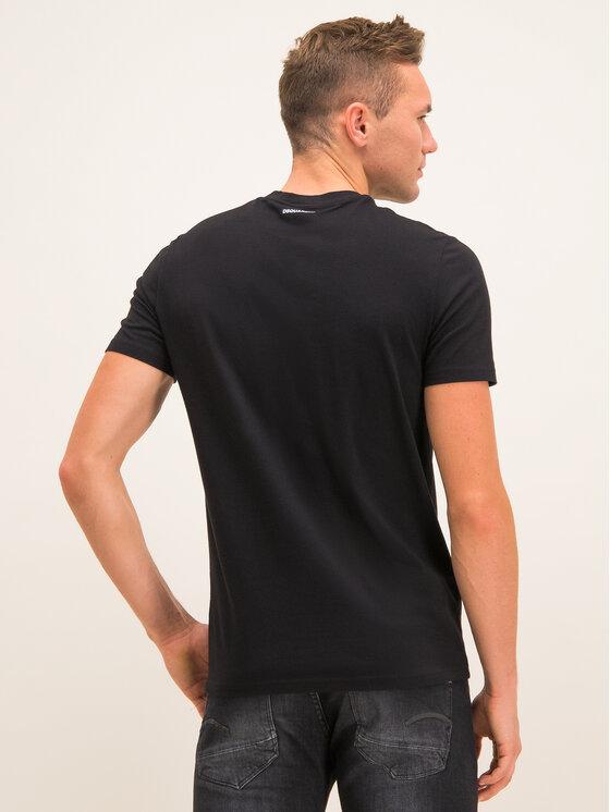 Dsquared2 Dsquared2 T-shirt DCM200030 Nero Regular Fit
