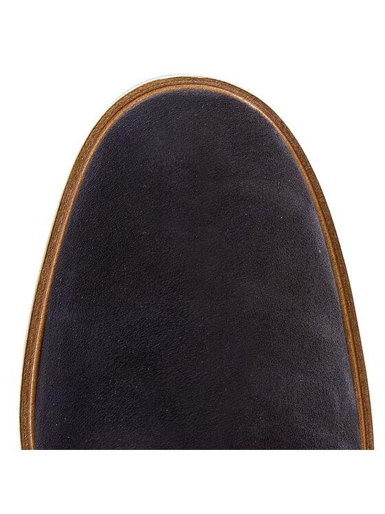 Lloyd Lloyd Šnurovacia obuv Sterling 25-574-32 Tmavomodrá