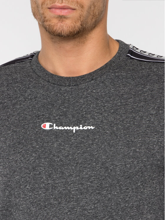 Champion Champion Džemperis 213416 Pilka Regular Fit