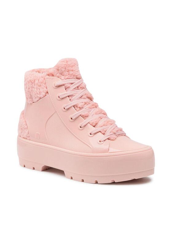 Melissa Aulinukai Fluffy Sneaker Ad 33318 Rožinė